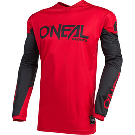 O'Neal Element Maillot de cyclisme Homme, threat-red/black